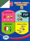 Kindergarten Workbook 2