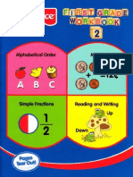 Kindergarten Workbook 2