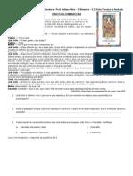 Humanismo - Int. de Texto - Auto Da Compadecida
