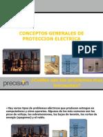 Conceptos Generales de Proteccion Electrica