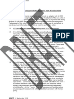 Police Injury Pensions - Cambridgeshire Draft transistional Arrangements