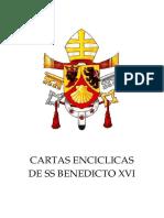 Benedicto XVI - Encíclicas