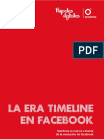 Era Timeline Gestiona tu marca en facebook