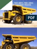 Diapositivas de Camion 789c