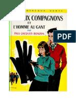 Bonzon P-J 03 Les Six Compagnons Les Six Compagnons Et l'Homme Au Gant 1963