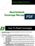 Coverage Recognition