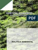 Clase 04 2011 Politica Ambiental