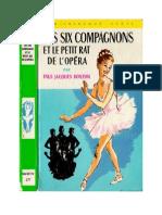 Bonzon P-J 09 Les Six Compagnons Les Six Compagnons et le Petit Rat d'Opéra 1965