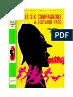 Bonzon P-J 14 Les Six Compagnons Les Six Compagnons à Scotland Yard 1968