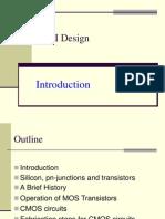 VLSI Design Intro