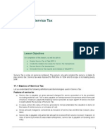 tally erp 9.0 material Service Tax in tally erp 9.0