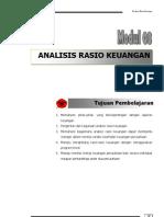 Modul 03 Analisis Rasio Keuangan