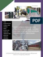 Laporan Pendahuluan Penyusunan Evaluasi Dan Strategi Pencapaian Potensi Pendapatan Asli Daerah (PAD) Dari Sektor Perparkiran Di Kabupaten Tangerang