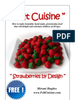 Felt Freestrawberries
