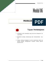 Modul 06 Majamenen Kas