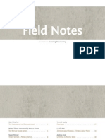 FieldNotes #2