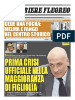 Corriere Flegreo 15 Settembre 2012
