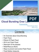 2010 Leh Cloud Bursting