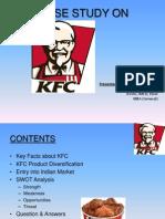 A Case Study on KFC