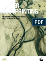 Sabmiller Water Footprinting Report Final