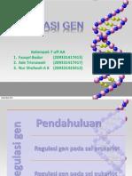 Regulasi Gen