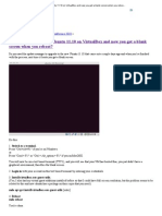Ubuntu Fullscreen Virtualbox