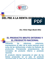 PBI de la Renta Disponible