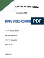 Itc- Mpeg Case Study
