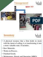 Inventory Management By shamim Akhtar
