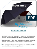 Insurance By Shamim Akhtar