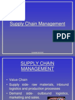 Supply Chain Management By Shamim Akhtar