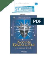 Amos Daragon e as Máscaras do Poder - Bryan Perro