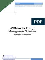 AVReporter Energy Management Solutions