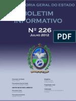 Boletim226_JULHO2012