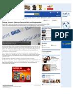 Durch Software-Panne sind beim Bundeskriminalamt (BKA) und bei der Bundespolizei Beweismittel gelöscht worden