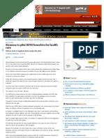 Siemens to Pilot RFID Bracelets for Health Care - Www.infoworld