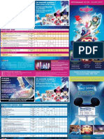 Disneyland Paris - Programa d'Espectacles