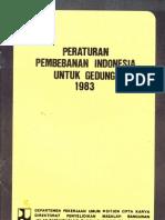 PPI Untuk Gedung 1983