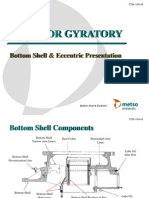 Gyratory - Bottom Shell & Eccentric