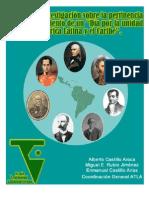 """Reporte de Investigación sobre la pertinencia del establecimiento de un """"Día por la Unidad de América Latina y el Caribe"""""""