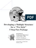 Dan Robinson Pass - Clinic Notes[1]
