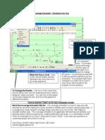Directions - Coverage Simulator