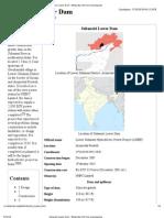 Subansiri Lower Dam - Wikipedia, The Free Encyclopedia