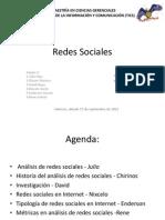 Redes Sociales (SV)