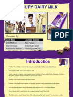 Cadbury Dairy Milk_Marketing Assignment
