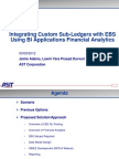 NCOAUG Integrating Custom Sub-Ledgers With EBS Using BI Applications
