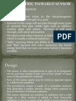 Pyroelectric Infrared Sensor