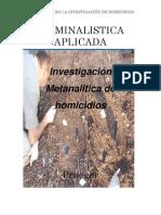 Criminalística Aplicada - Enrique E.J. Prueger