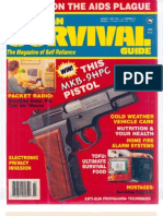American Survival Guide Magazine March 1992 Volume 14 Number 3