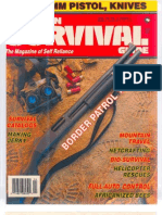 American Survival Guide Magazine April 1992 Volume 14 Number 4